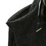 Bolsa Gaya Preta Lã