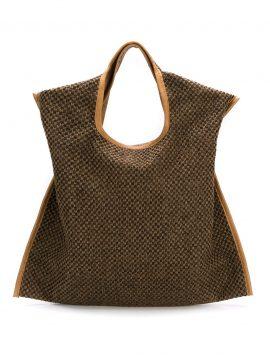 Bolsa Gaya Caramelo Lã